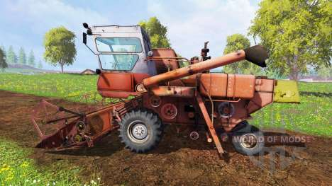СК-5 Нива для Farming Simulator 2015
