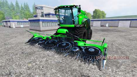 CLAAS Jaguar 870 [multicolor multifruit] v3.1 для Farming Simulator 2015