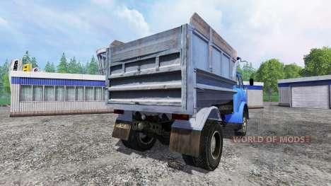 МАЗ-500 для Farming Simulator 2015