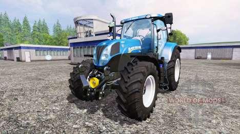 New Holland T7.185 для Farming Simulator 2015
