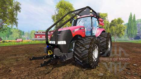 Case IH Magnum CVX 380 [forest] для Farming Simulator 2015