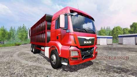 MAN TGS 18.440 [betaillere] для Farming Simulator 2015