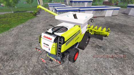 CLAAS Lexion 10x80 для Farming Simulator 2015