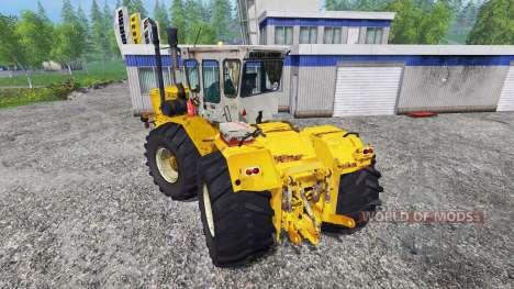 RABA Steiger 245 для Farming Simulator 2015