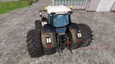 Fendt 927 Vario [black series] для Farming Simulator 2015