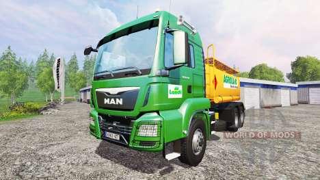 MAN TGS 18.440 [fuel] для Farming Simulator 2015
