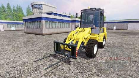 Zettelmeyer ZL 602 для Farming Simulator 2015