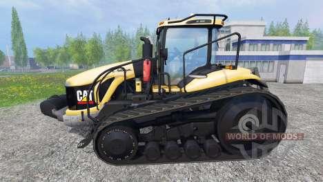 Caterpillar Challenger MT865B v1.1 для Farming Simulator 2015