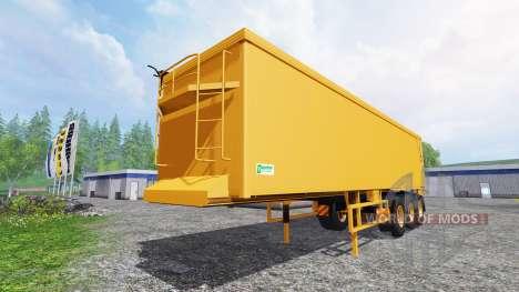 Kroger SRB 35 для Farming Simulator 2015