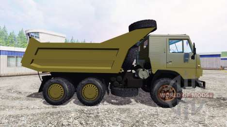 КамАЗ-54102 для Farming Simulator 2015