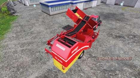 Grimme SE 260 для Farming Simulator 2015