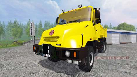 Tatra T 163 Jamal для Farming Simulator 2015