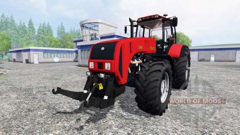 Беларус-3522 v1.5 для Farming Simulator 2015