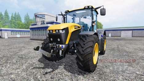 JCB 4190 Fastrac v2.0 для Farming Simulator 2015