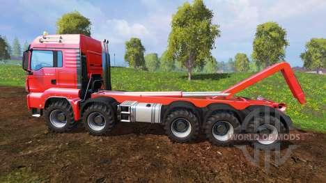 MAN TGS 18.440 [pack] для Farming Simulator 2015