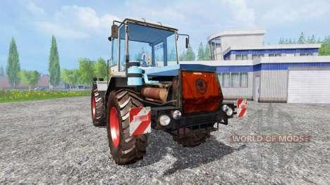 Skoda ST 180 v1.0 для Farming Simulator 2015