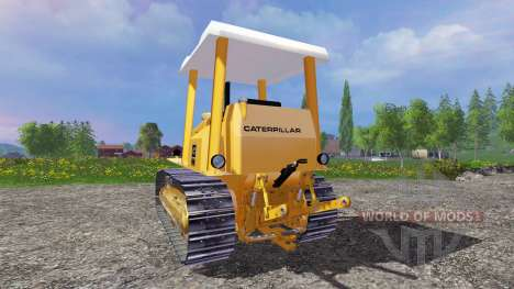 Caterpillar D4E для Farming Simulator 2015