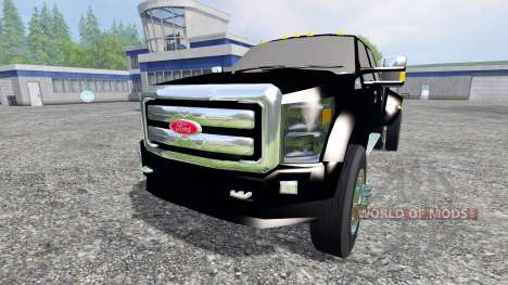 Ford F-450 2015 v2.0 для Farming Simulator 2015