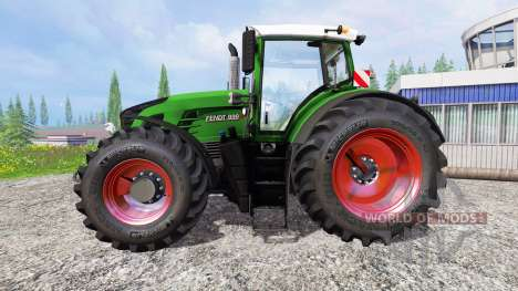 Fendt 939 Vario [edit] для Farming Simulator 2015