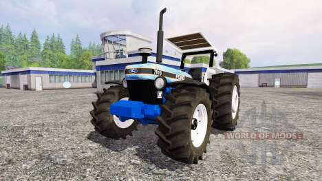 Ford 7610 для Farming Simulator 2015
