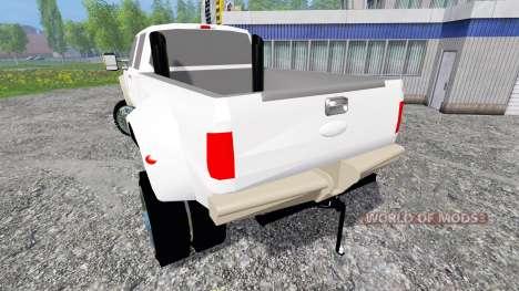 Ford F-450 4x4 2013 для Farming Simulator 2015