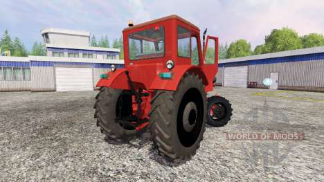 МТЗ-52 v2.0 для Farming Simulator 2015