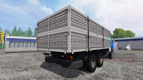 КамАЗ-53212 v2.0 для Farming Simulator 2015