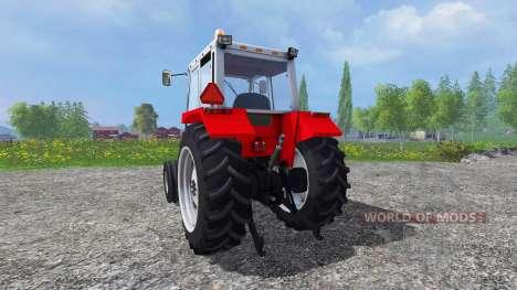 Massey Ferguson 698 v2.0 для Farming Simulator 2015