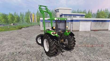Fendt 936 Vario FL для Farming Simulator 2015