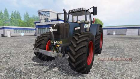 Fendt 930 Vario TMS v2.0 для Farming Simulator 2015