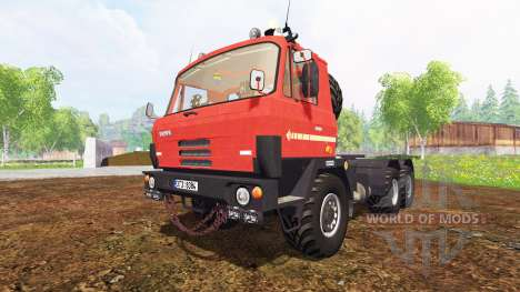 Tatra 815 для Farming Simulator 2015