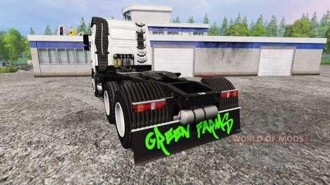 Volvo FH для Farming Simulator 2015