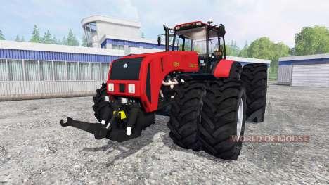 Беларус-3522 v1.6 для Farming Simulator 2015