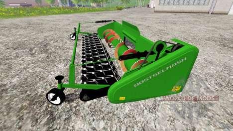 РСМ v2.0 для Farming Simulator 2015