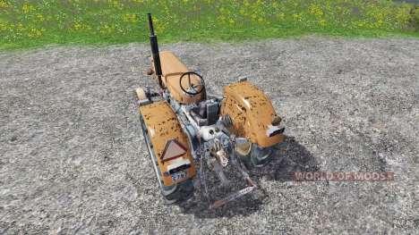 Ursus C-355 для Farming Simulator 2015