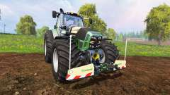Deutz-Fahr Agrotron 7250 Warrior v8.0