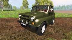 УАЗ-469 v1.0