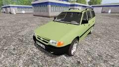 Opel Astra F Caravan [update]