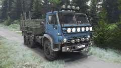 КамАЗ-43101 [03.03.16] для Spin Tires