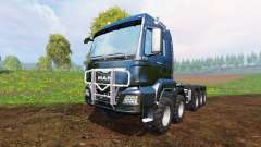 MAN TGS [container truck] v1.6.3