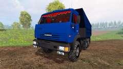 КамАЗ-65115 v4.0