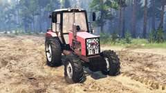 МТЗ-1221 Беларус v14.04.16 для Spin Tires