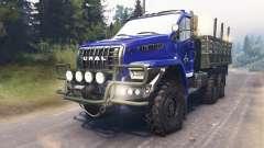 Урал Next v2.1 для Spin Tires