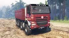 Tatra Phoenix T 158 8x8 custom для Spin Tires