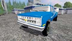 Chevrolet Silverado 1984 [dually]