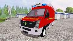 Volkswagen Crafter Rettungsdienst