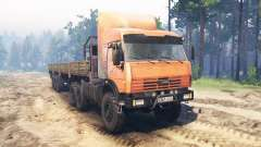 КамАЗ-44108 и КамАЗ-44118 v01.05.16 для Spin Tires