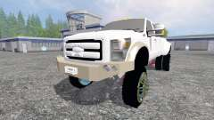 Ford F-450 4x4 2013