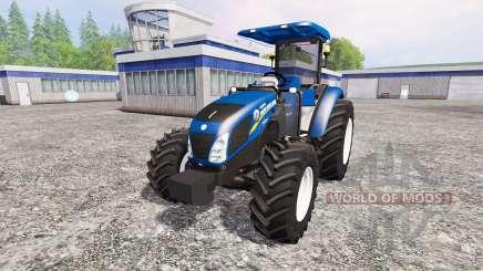 New Holland T4.75 [ensemble] для Farming Simulator 2015