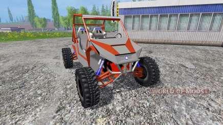 Polaris RZR [wheels] для Farming Simulator 2015